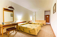 Double Room Main Building - Inland View or Sea View