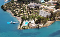 4 star hotel in Corfu Island, Greece, Louis Corcyra Beach hotel
