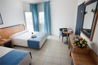 Double Rooms Main Building - Side Sea View Or Sea View