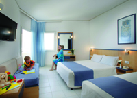 Family Rooms - Side Sea View Or Sea View