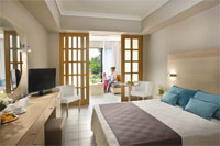 Family Rooms With Sliding Doors - Inland View Or Sea view