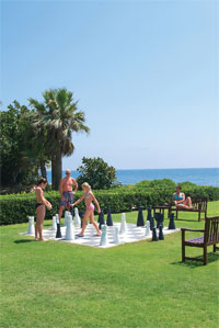 Louis Imperial Beach hotel, 4 star hotel in Paphos, Cyprus