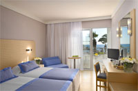 Double Rooms - Inland View, Sea View or Side Sea View