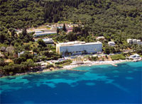 4 star all inclusive hotel in Corfu Island, Greece, Primasol Louis Ionian Sun
