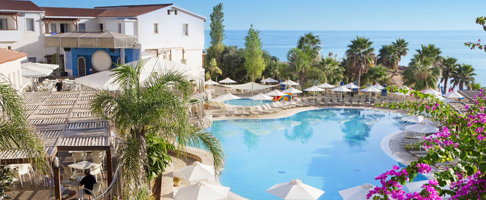 Louis Althea Beach 4 star hotel Protaras - swimming pool