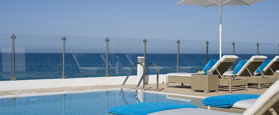 Louis Althea Kalamies Luxury villas in protaras - swimming pool