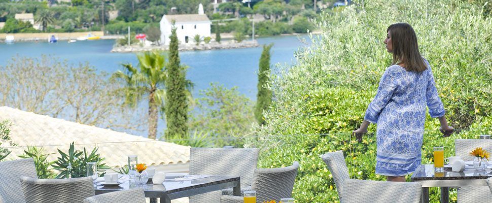 Louis Corcyra Beach 4 star hotel Corfu - relaxing holidays