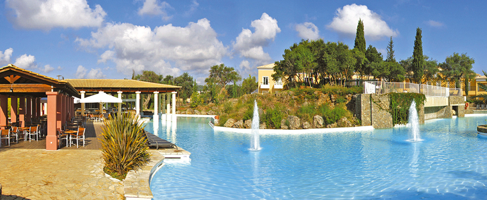 Louis Corcyra Beach Hotel in Corfu
