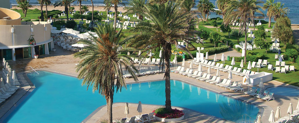 Louis Imperial hotel in paphos - swimming pool