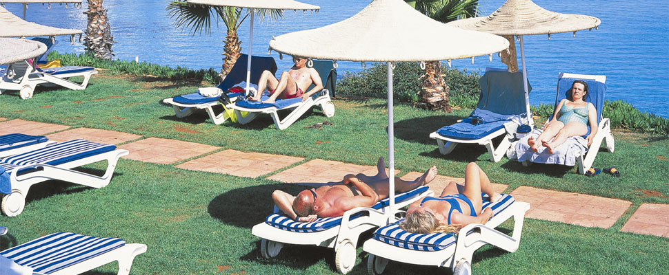 Louis Nausicaa Beach 4 star hotel in Protaras - relaxing holidays