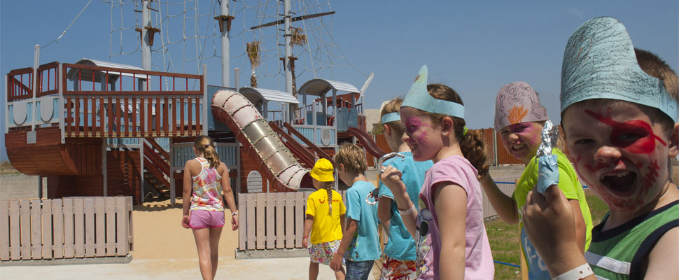 Louis Phaethon beach hotel in paphos - children activities