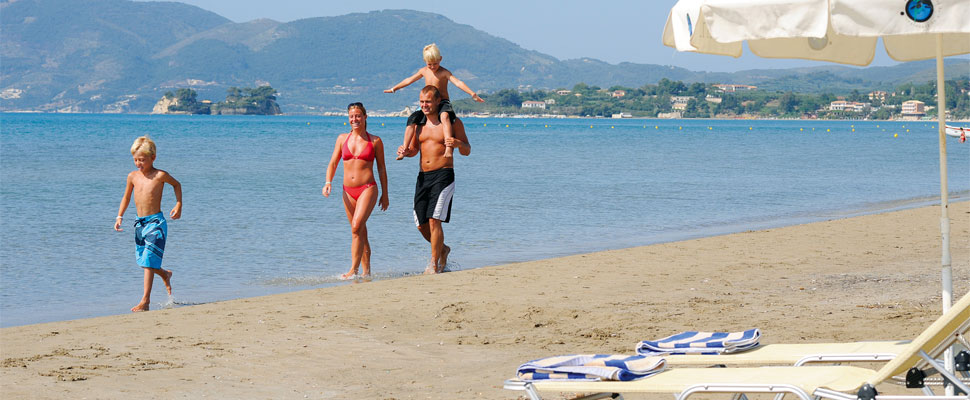 Louis Zante Beach hotel in zakynthos - beach holidays