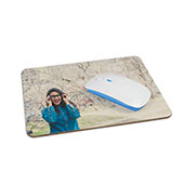 Mousepad in legno