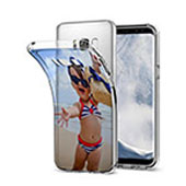 Cover Trasparente Samsung S8 Plus