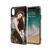 Cover iPhone XS Max Trasparente