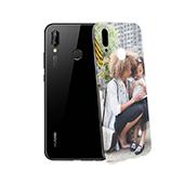 Cover Trasparente Huawei P20 Lite