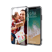 Cover Trasparente iPhone XS