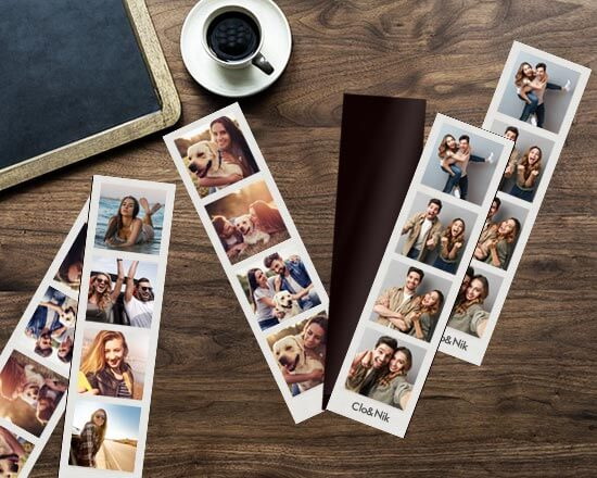 Photostrips Magnetiche