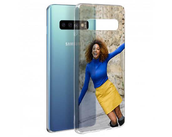 Cover trasparente Samsung S10