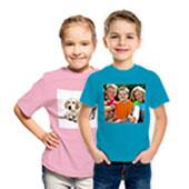 T-shirt Bambino in Cotone