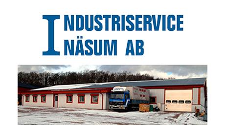 Industriservice i Näsum AB