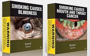 Australske sigaretter
