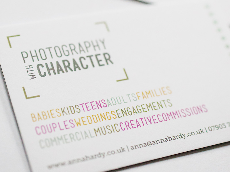 Anna Hardy Photography | Website Design Manchester