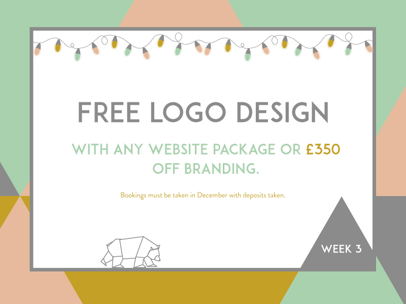 Website design offers