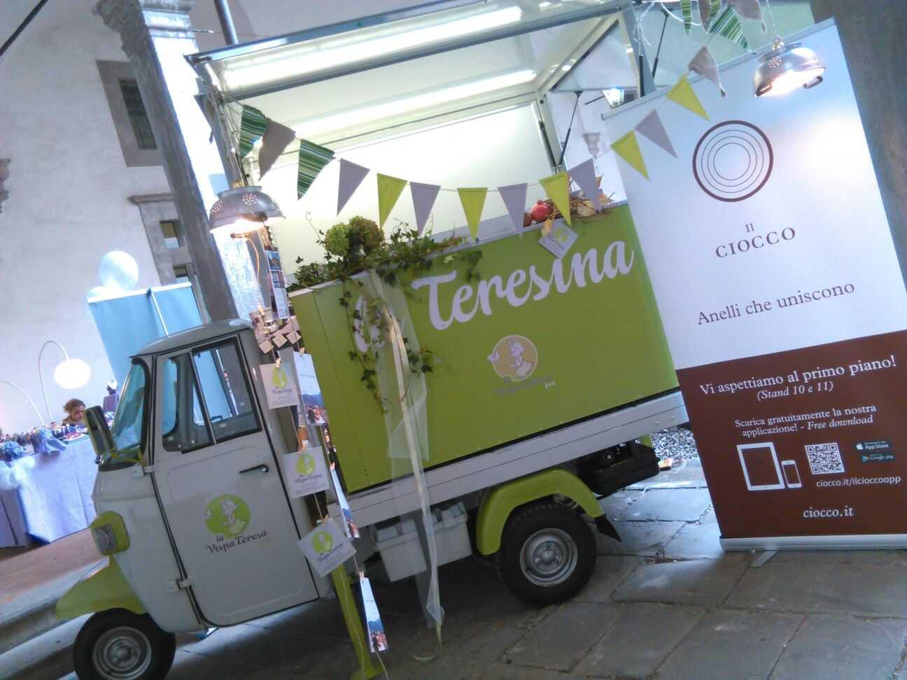 La vispa Teresa store&food