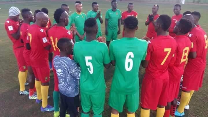 Regardez le match en direct (CHAN 2018) — Maroc-Soudan