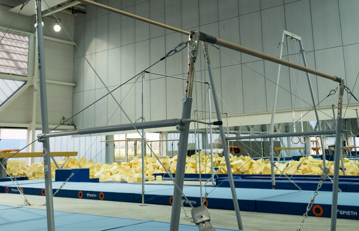 Facilities Gymnastics Ireland Banner