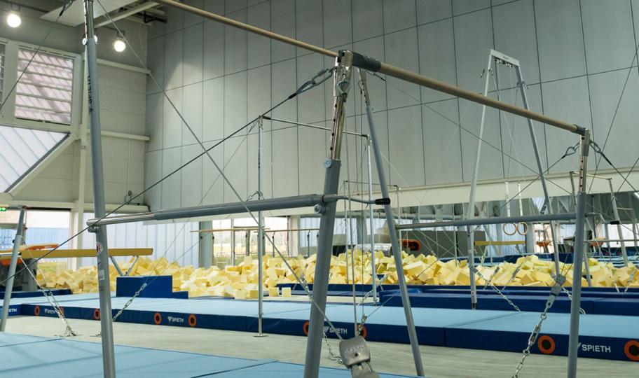 Facilities Gymnastics Ireland Banner