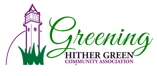 Greening Hither Green Logo