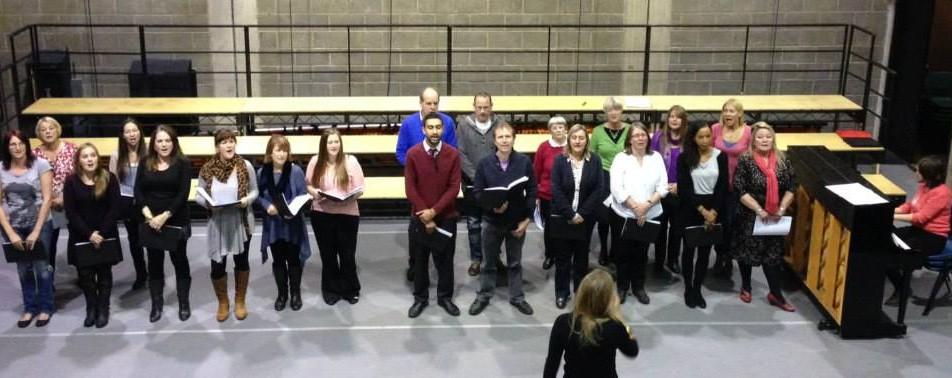 Soul choir