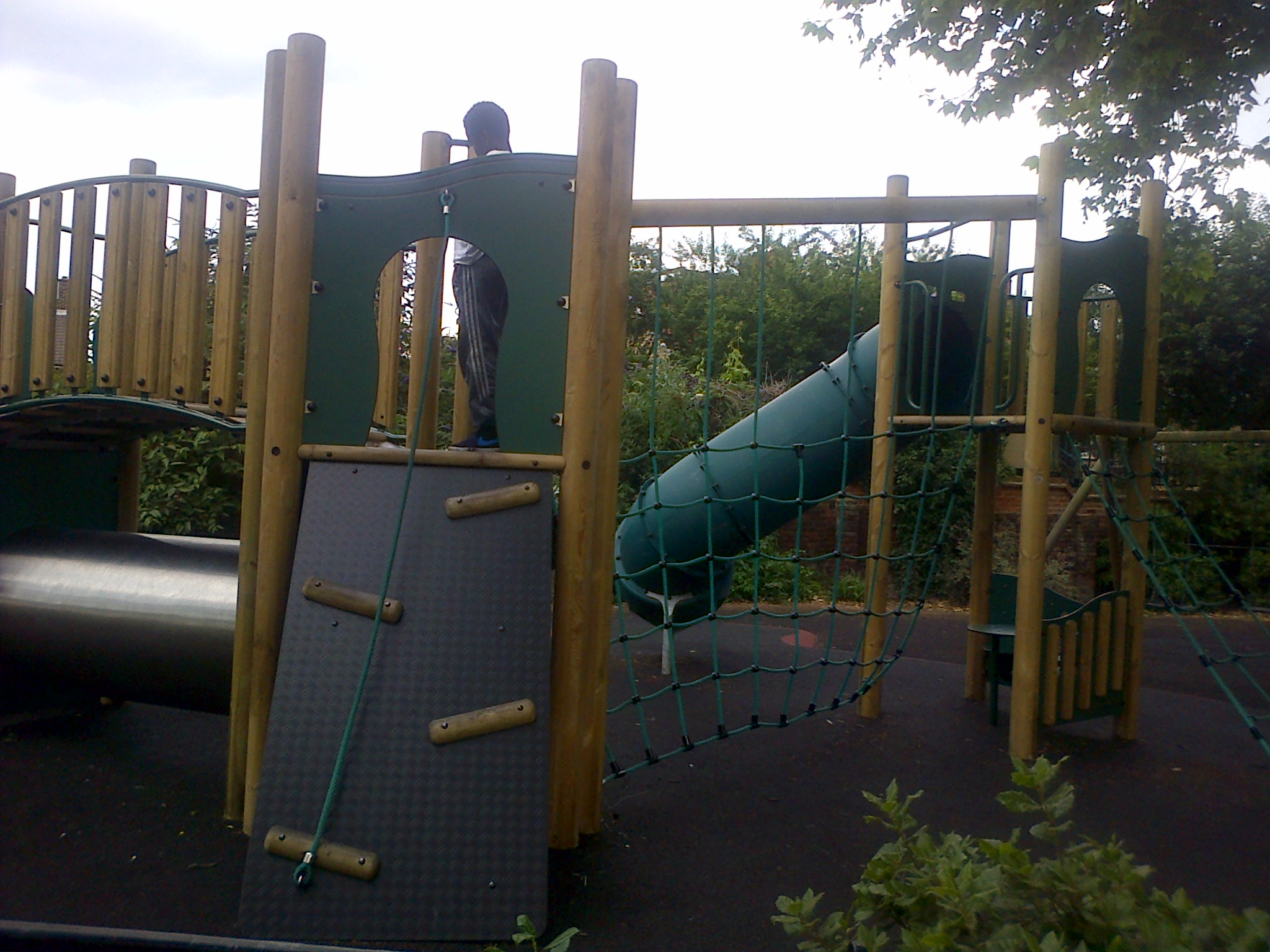 The Playground at Manor House Gardens
