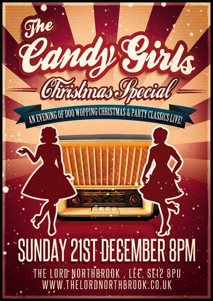 CAndy girls Christmas Lord Northbrook
