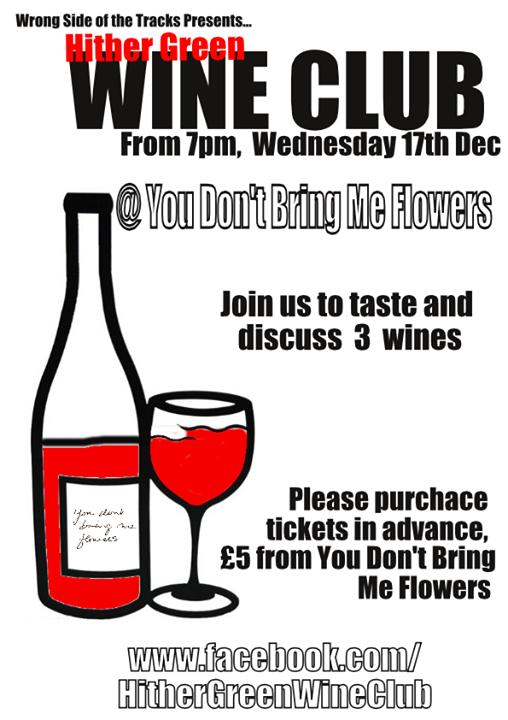 Wine club December
