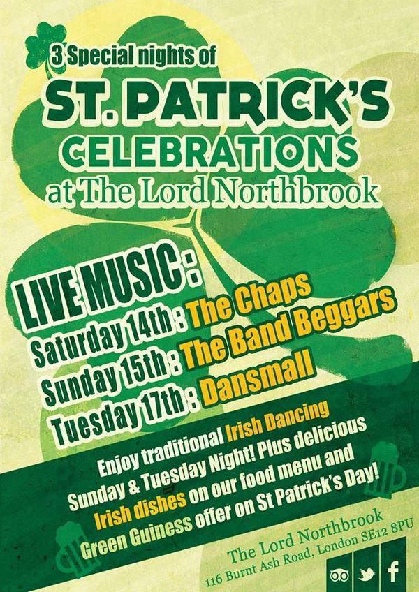 Lord_Northbrook_StPatricks