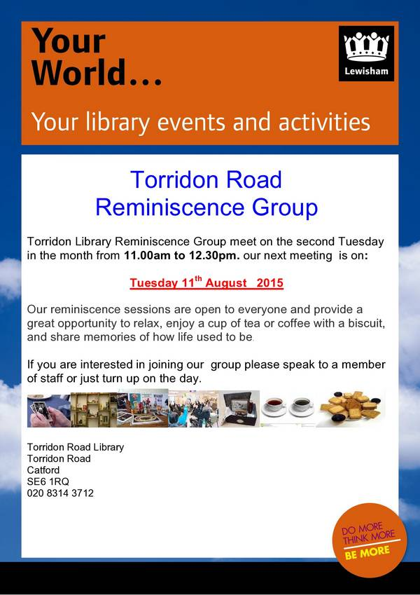 Torridon_Library_REminiscence_group