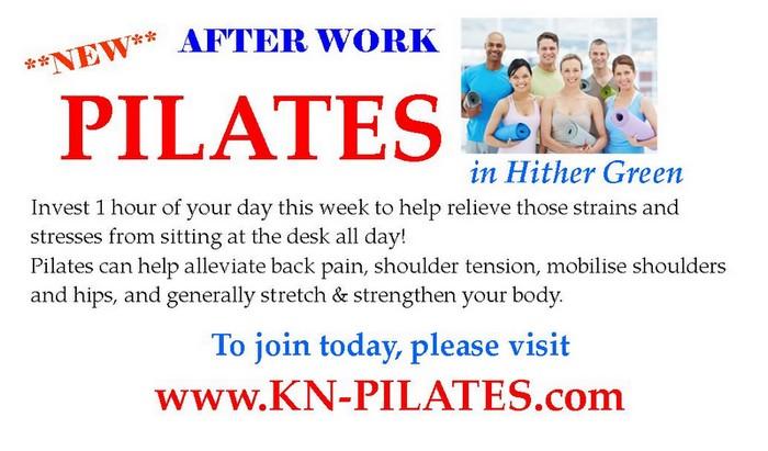 After Work Pilates