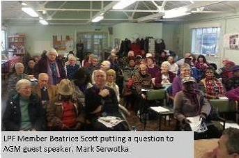 Lewisham pensioners forum_2