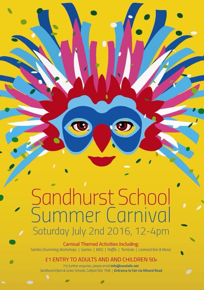 Sandhurst summer carnival