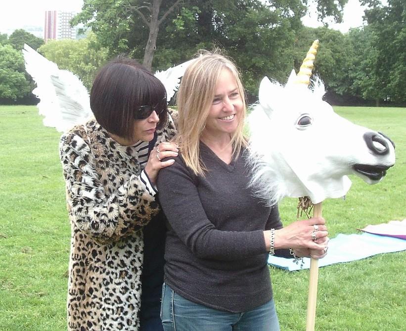 Caroline Nikki Unicorn