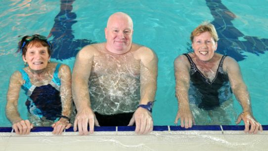 Free Swimming Forth Over 60s In Lewisham Our Hither Green