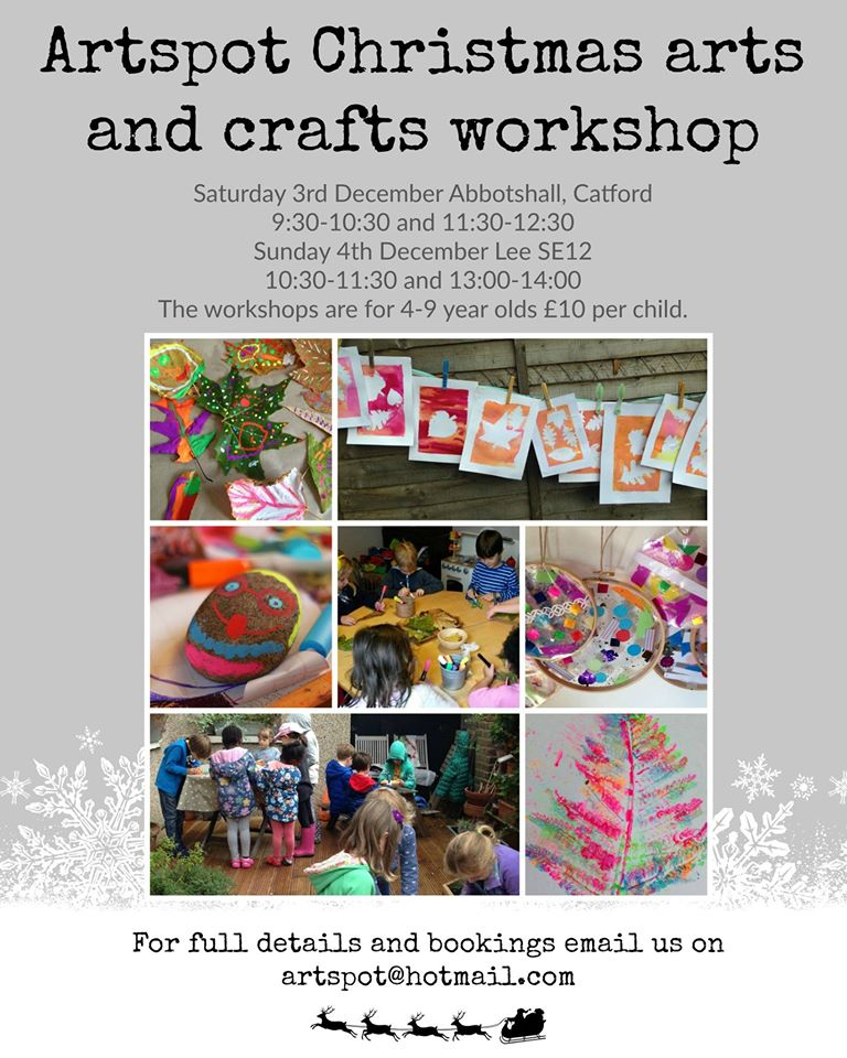 abbotshall-christmas-art-workshop