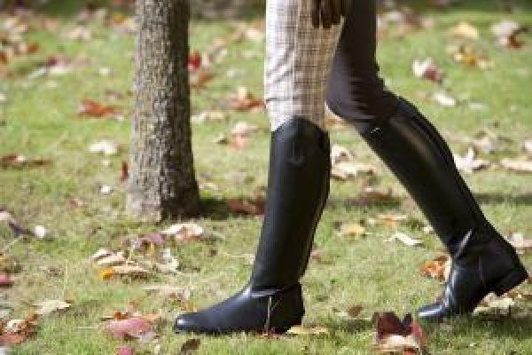 Bota lexhis ariana sintetica par de hipisur for Botas montar a caballo