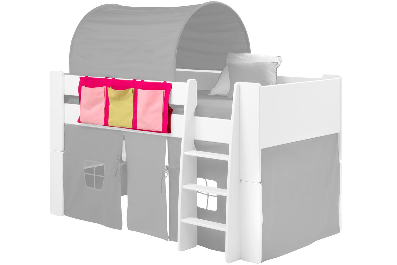 Popsicle Side Pockets for Midsleeper Purple Bed Frame  : side pockets pink from www.harveynorman.ie size 1500 x 1000 jpeg 124kB