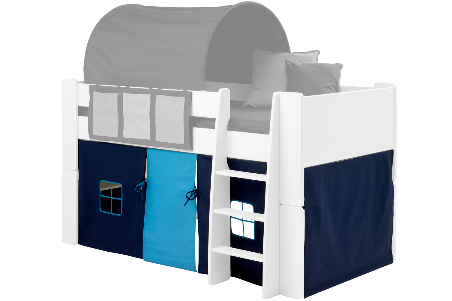 Popsicle Tent for Midsleeper Blue Bed Frame Ireland : tent blue from www.harveynorman.ie size 1500 x 1000 jpeg 168kB
