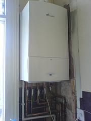 £400 of a new boiler with Darling