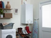 Baxi Ecogen Utility Room
